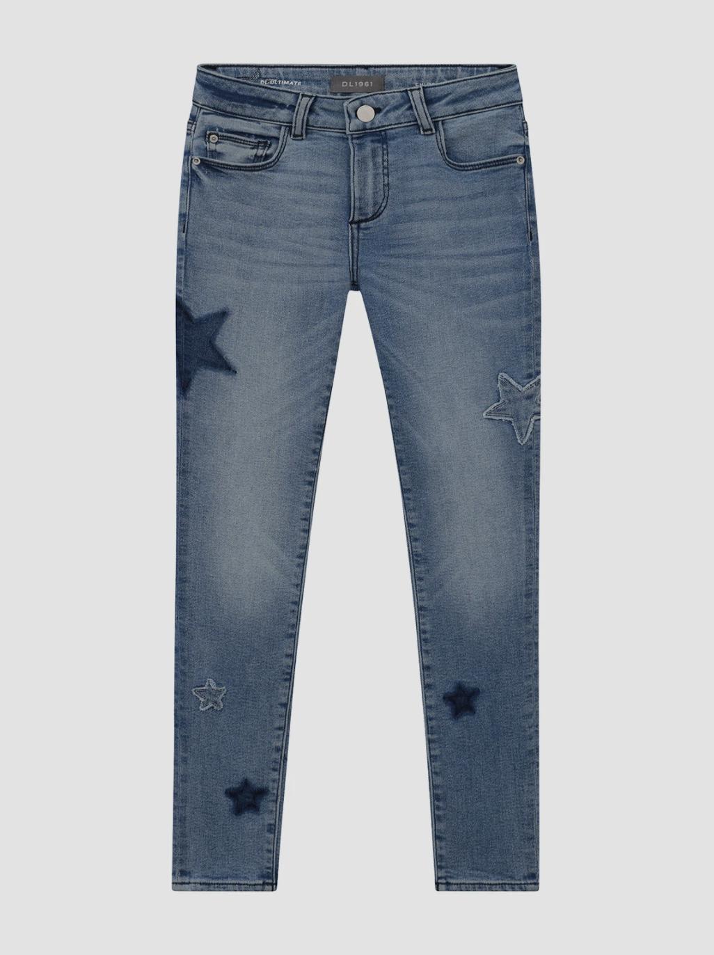 DL1961 Denim Chole Skinny - Cloud Star