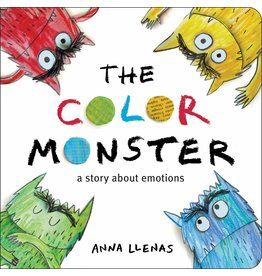 Hachette The Color Monster - A Story About Emotions