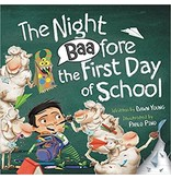 Hachette The Night Baafore the First Day of School