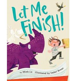 Hachette Let Me Finish!