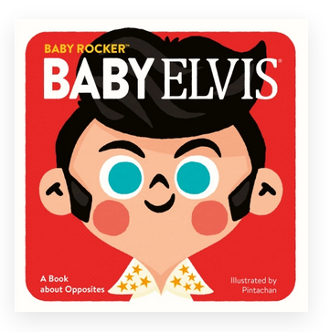Hachette Baby Elvis