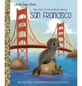 Penguin Random House My Little Golden Book about San Francisco