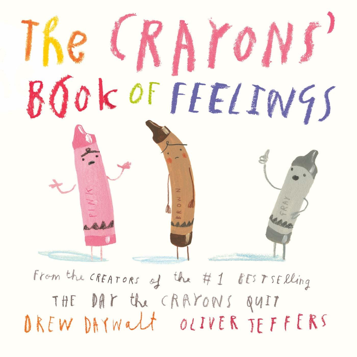 Penguin Random House Crayon's Book of Feelings