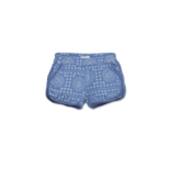 Wander and Wonder Gym Shorts - Bandanna
