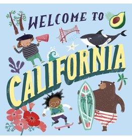 Penguin Random House Welcome to California