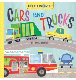 Penguin Random House Hello, World! Cars and Trucks
