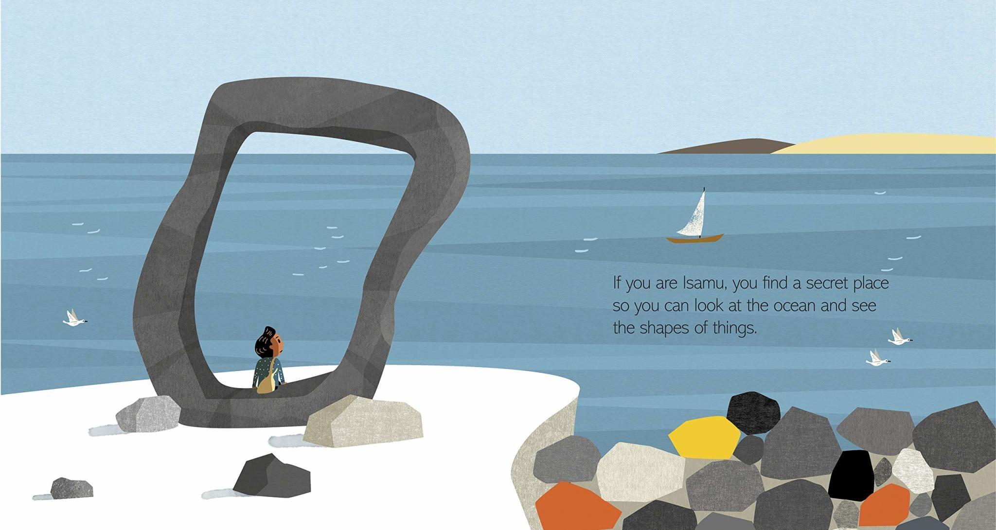 Penguin Random House A Boy Named Isamu