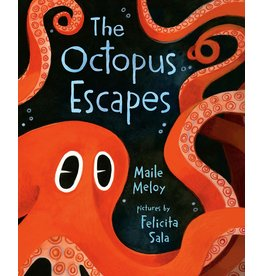 Penguin Random House Octopus Escapes
