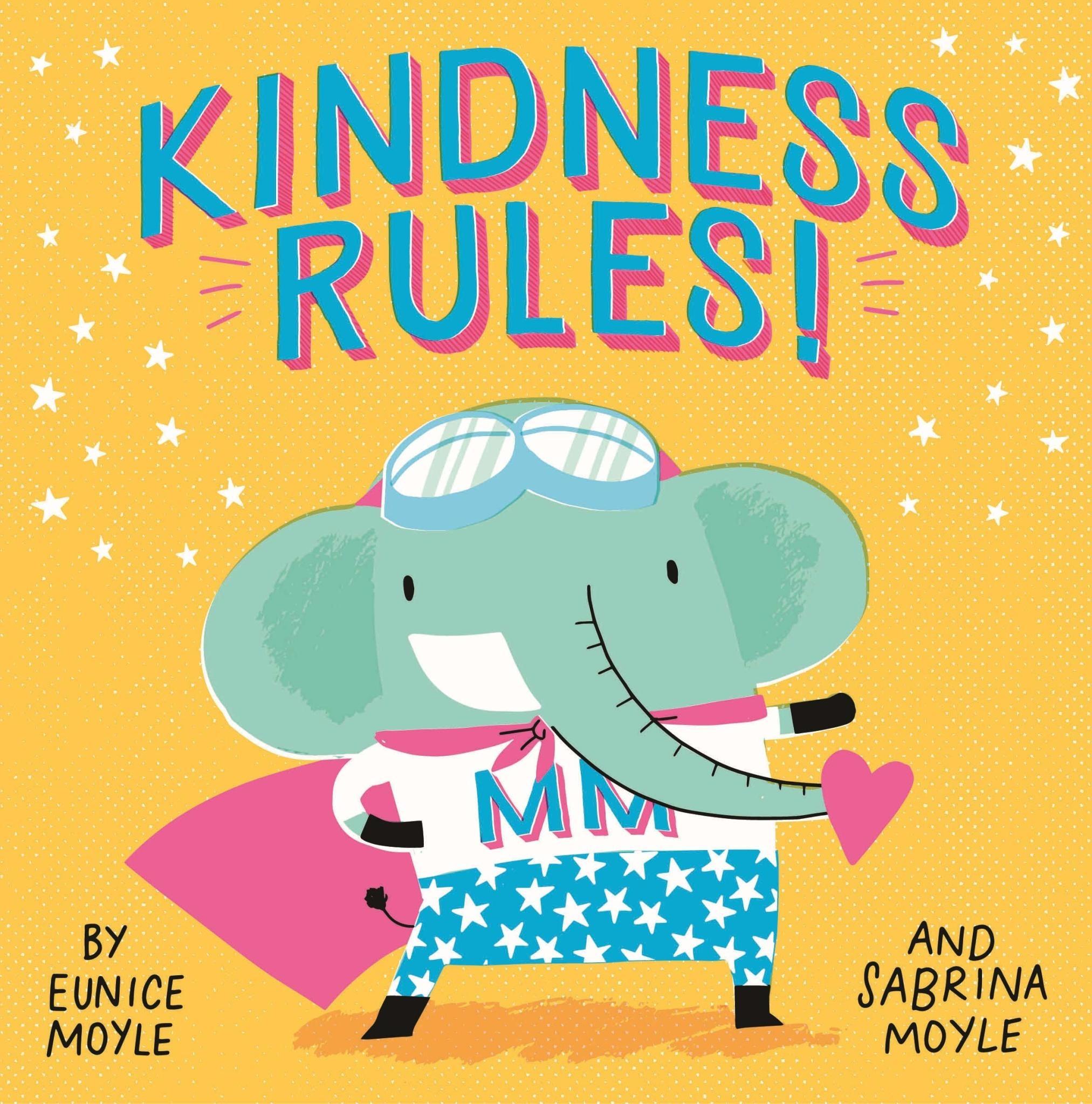 Abrams-Stewart Tabori & Chang Kindess Rules!