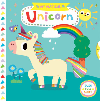 Abrams-Stewart Tabori & Chang My Magical Unicorn