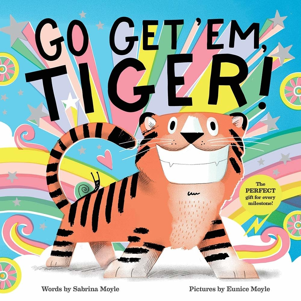Abrams-Stewart Tabori & Chang Go Get 'Em Tiger