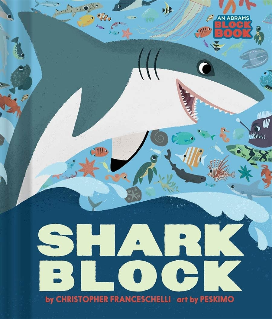Abrams-Stewart Tabori & Chang Shark Block