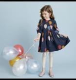 Pink Chicken Brooke Dress - Balloons