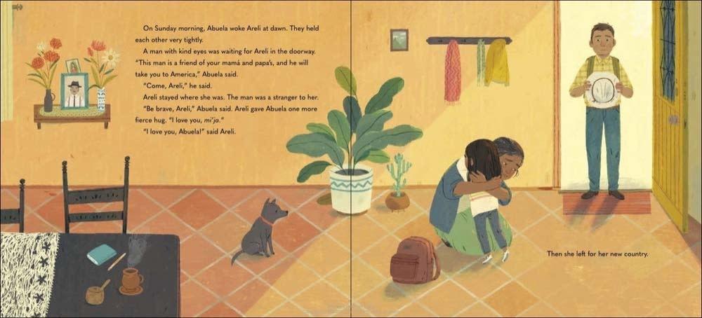 Penguin Random House Areli Is A Dreamer