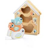 Djeco (Hotaling Imports) Baby White Baby Birdie