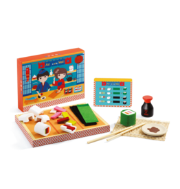 Djeco (Hotaling Imports) Aki & Maki Sushi Box