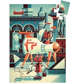 Djeco (Hotaling Imports) Bob The Robot Puzzle