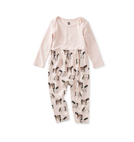 Tea Collection Painted Ponies Romper