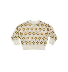 Rylee & Cru Knit Pullover - Vintage Floral