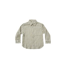 Rylee & Cru Collared Shirt - Gingham