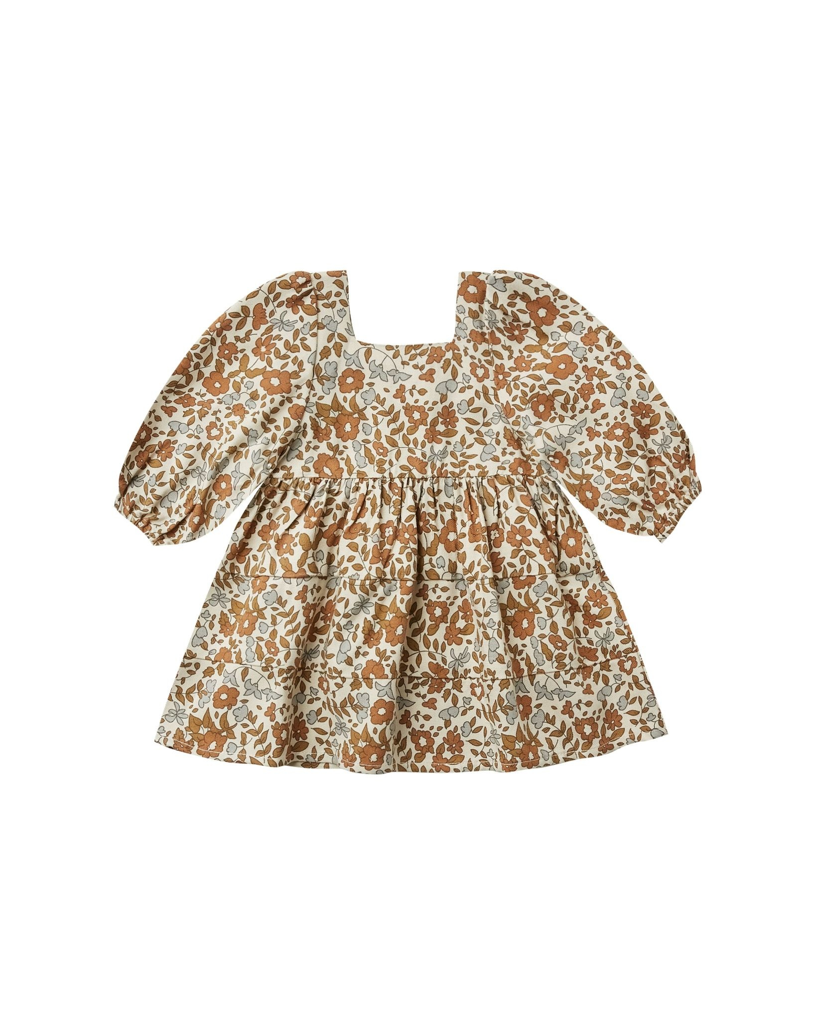 Rylee & Cru Gretta Dress - Bloom
