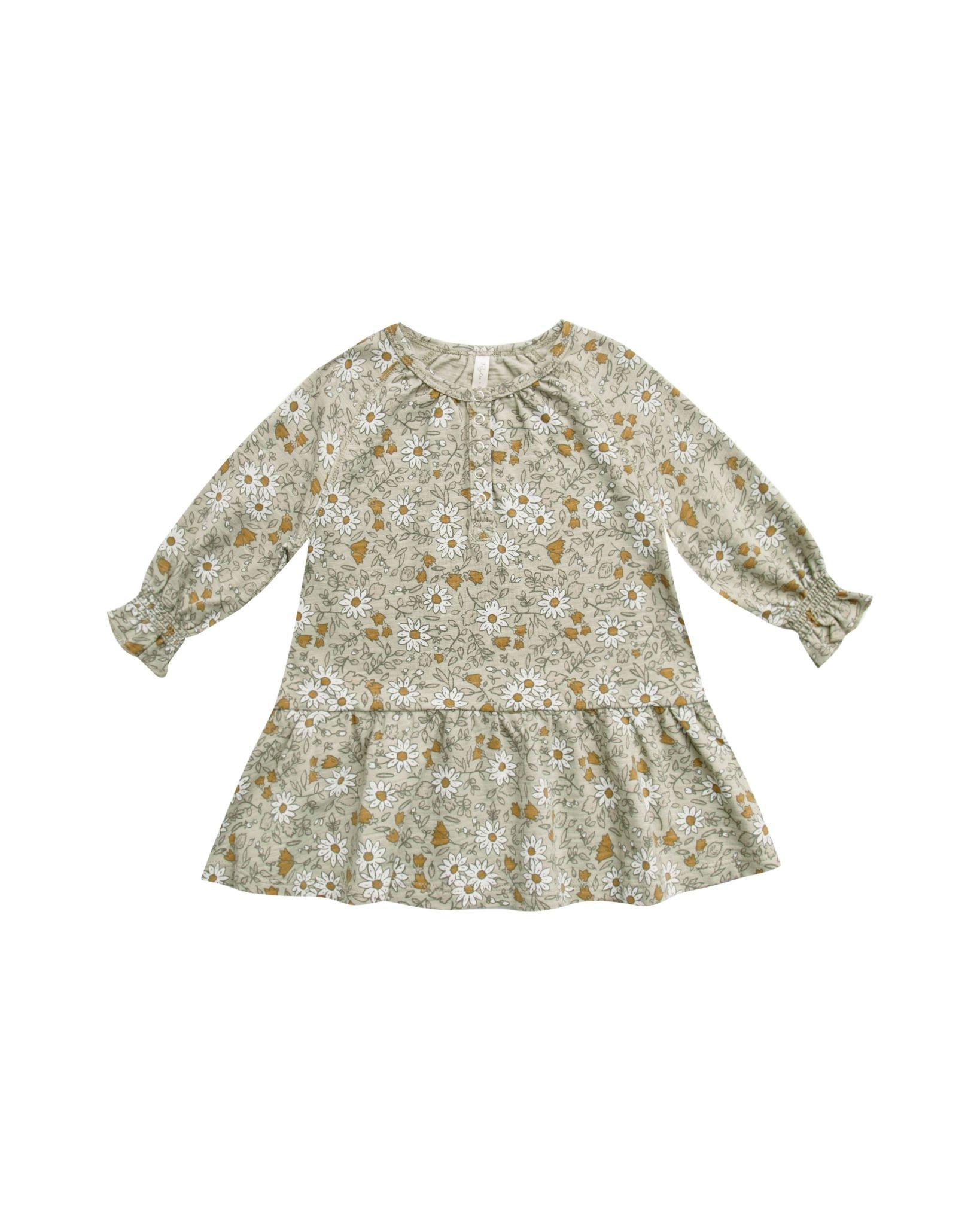 Rylee & Cru Swing Dress - Wildflowers