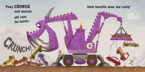 Penguin Random House Diggersaurs
