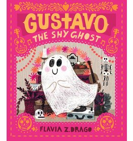 Penguin Random House Gustavo The Shy Ghost