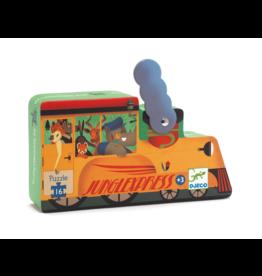 Djeco (Hotaling Imports) Locomotive Puzzle