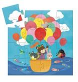 Djeco (Hotaling Imports) Hot Air Balloon Puzzle