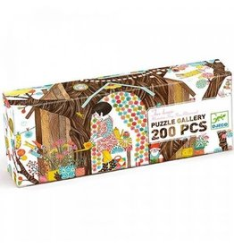 Djeco (Hotaling Imports) Treehouse Puzzle - 200pc