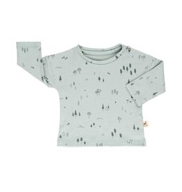 Red Caribou The Woods Tee