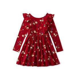 Tea Collection Ruffle Ballet Skirted Dress