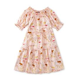 Tea Collection Tie Waist Dress