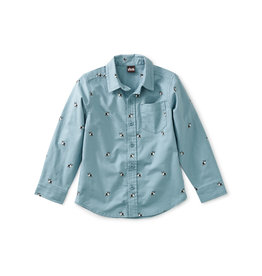 Tea Collection Button Up Shirt