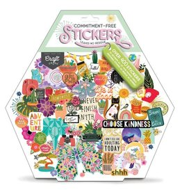 Ann Williams Group Commitment Free Stickers