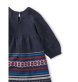 Tea Collection Family Fair Isle Baby Sweater