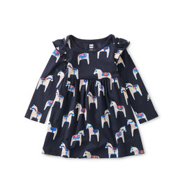 Tea Collection Ruffled Up Baby Dress