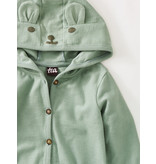 Tea Collection Forest Friend Hooded Romper