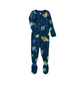 Tea Collection Footed Baby Sleepers