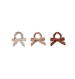 Rylee & Cru Little Bow Scrunchie Set