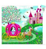 Djeco (Hotaling Imports) Elise's Carriage Puzzle