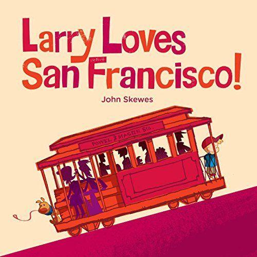 Penguin Random House Larry Loves San Francisco