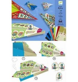 Djeco (Hotaling Imports) Origami - Planes