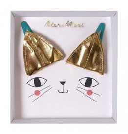 Meri Meri Gold Cat Ears