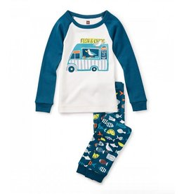Tea Collection Fish & Chips Pajamas