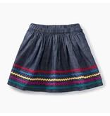 Tea Collection Ric Rac Twirl Skirt