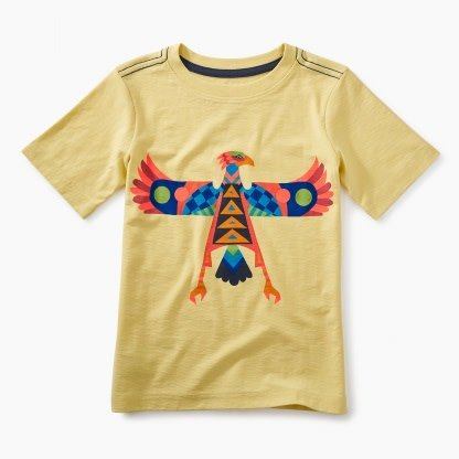 Tea Collection Harjo Thunderbird Tee
