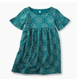 Tea Collection New Orleans Tile Knit Dress