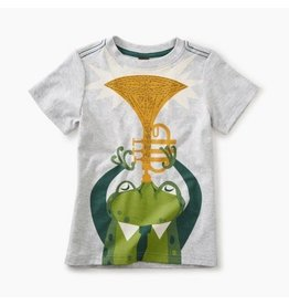 Tea Collection Jazz Frog Tee